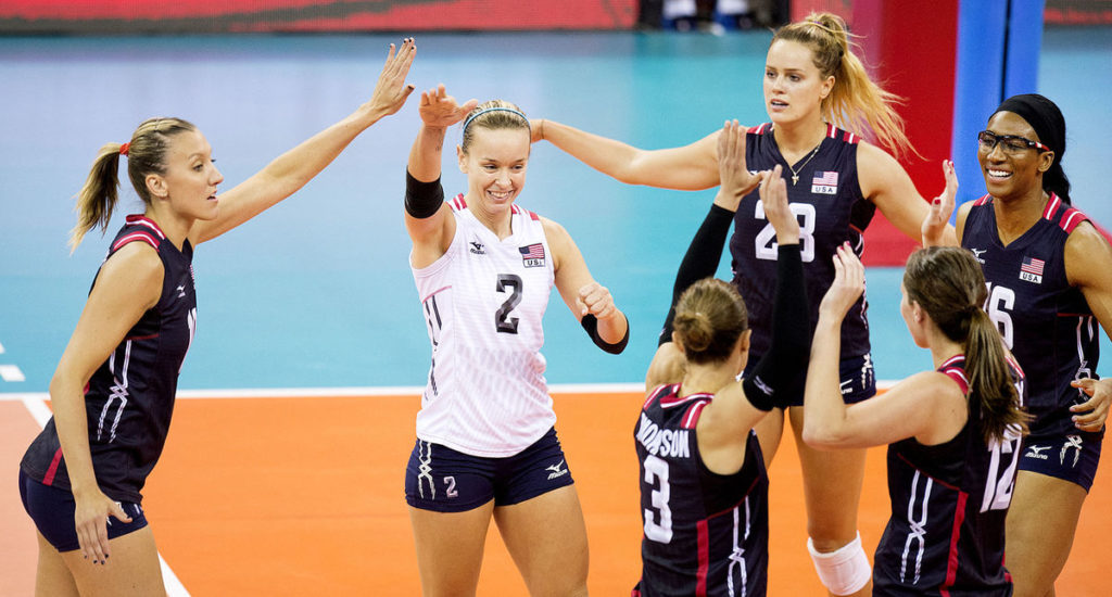 A Shuffle in Women's Team of USA for a New Olympic Cycle ...